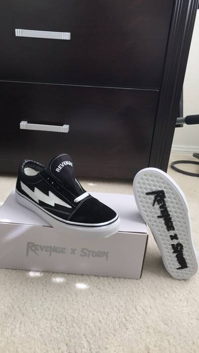 Ian Connor Revenge X Storm Size 6 - Low-Top Sneakers for Sale - Grailed 1664fb5b86