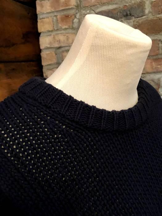 77deb48625 Acne Studios Helsinki Chunky Knit Navy Blue Sweater SS12 Size US M   EU 48-