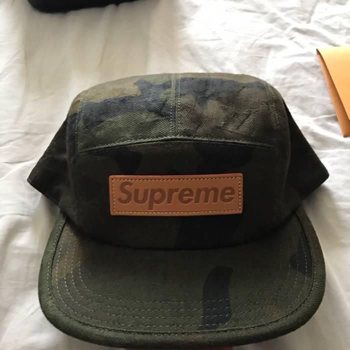 Supreme Louis Vuitton X Supreme Hat Size one size - Hats for Sale ... 87cfc87559