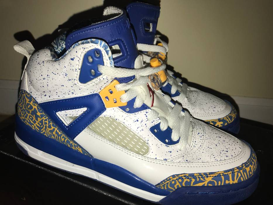 "Jordan Brand Air Jordan Spizike ""Do The Right Thing"" Size 6.5 - Hi ... 8f8ee77ce9"
