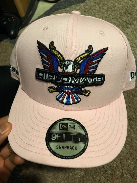 e4b8c7bed46 Dipset Dipset Pink Hat Size one size - Hats for Sale - Grailed