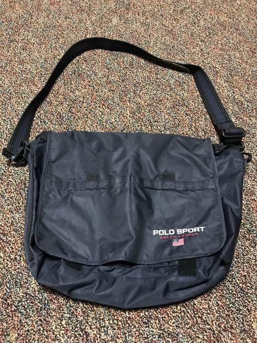 Polo Ralph Lauren Polo Sport Messenger Bag Size one size - Bags ... 0ec55752e12c8