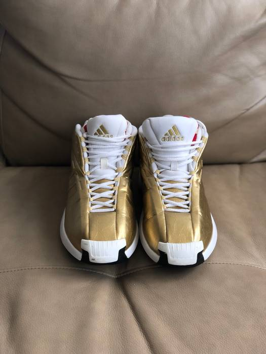 """finest selection fb26f 2c097 Adidas. Crazy 1 """"Awards Season"""" Packer Exclusive"""