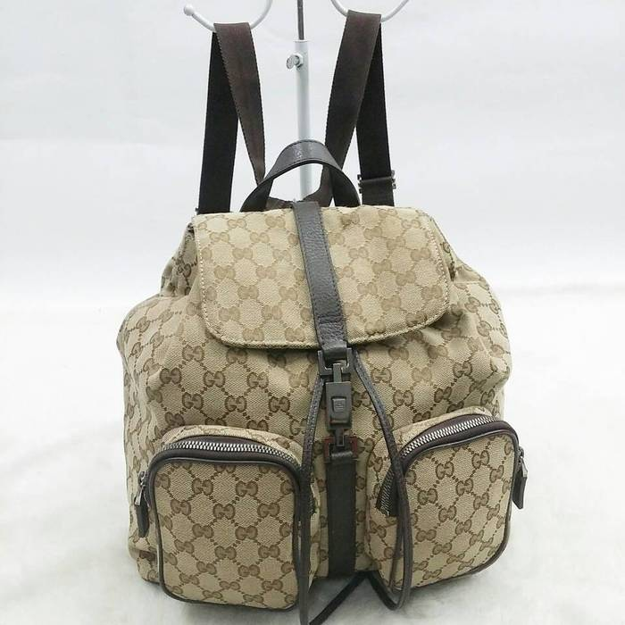Gucci Gucci Monogram Backpack Size one size - Bags   Luggage for ... e3da9191f1813