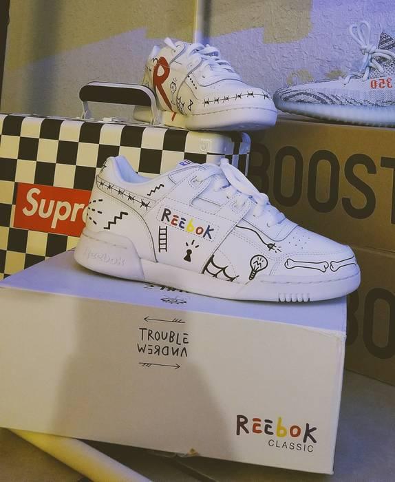 c4df052d714 Reebok Reebok Classics x Trevor