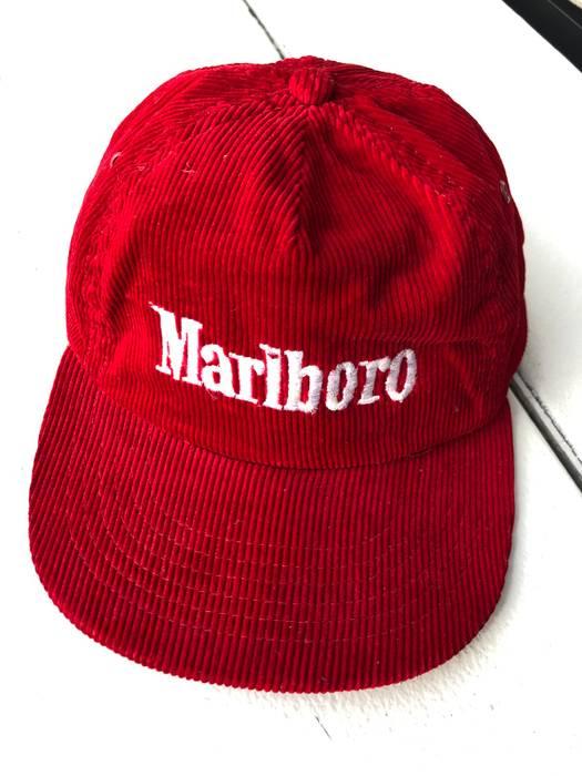 Marlboro Vintage Corduroy Marlboro Hat Size one size - Hats for Sale ... beba8393ce7a