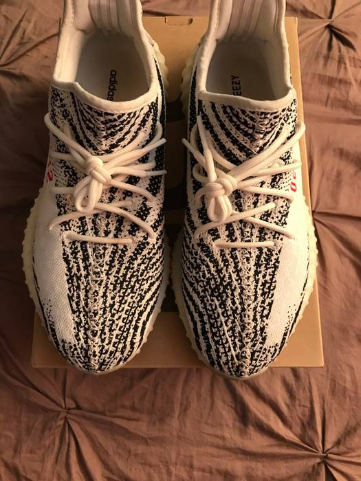 38adffff3 Yeezy Boost Yeezy Boost 350 V2 Zebra Size 12 - Low-Top Sneakers for ...