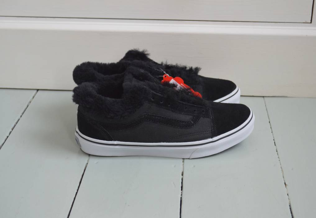 5624987fc4f8f1 Vans Sacai x Vans shearling oldskools Size 9 - Low-Top Sneakers for ...