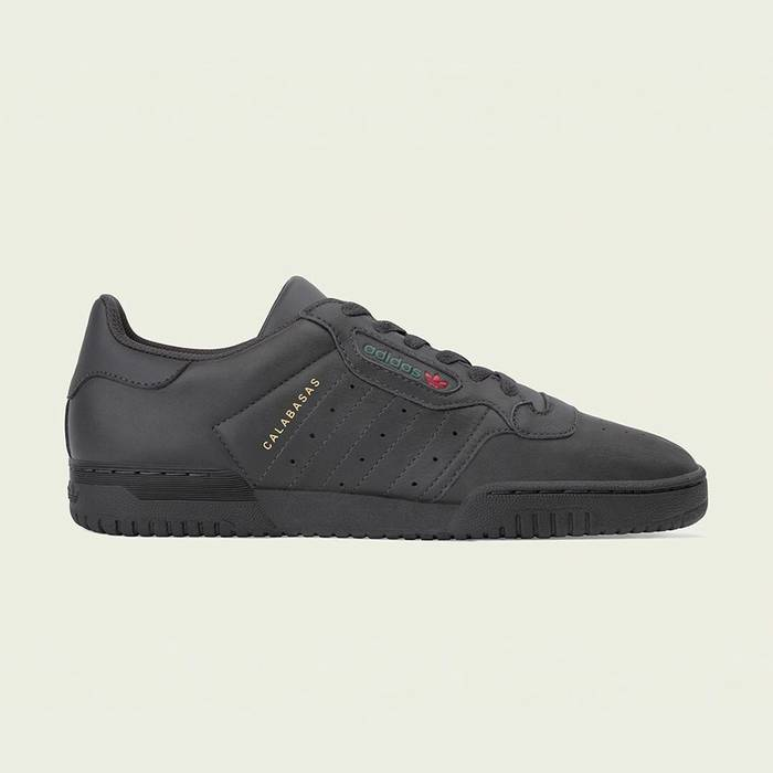 37cd2806534a Adidas Kanye West Yeezy Powerphase Calabasas Black Size 9 - Low-Top ...