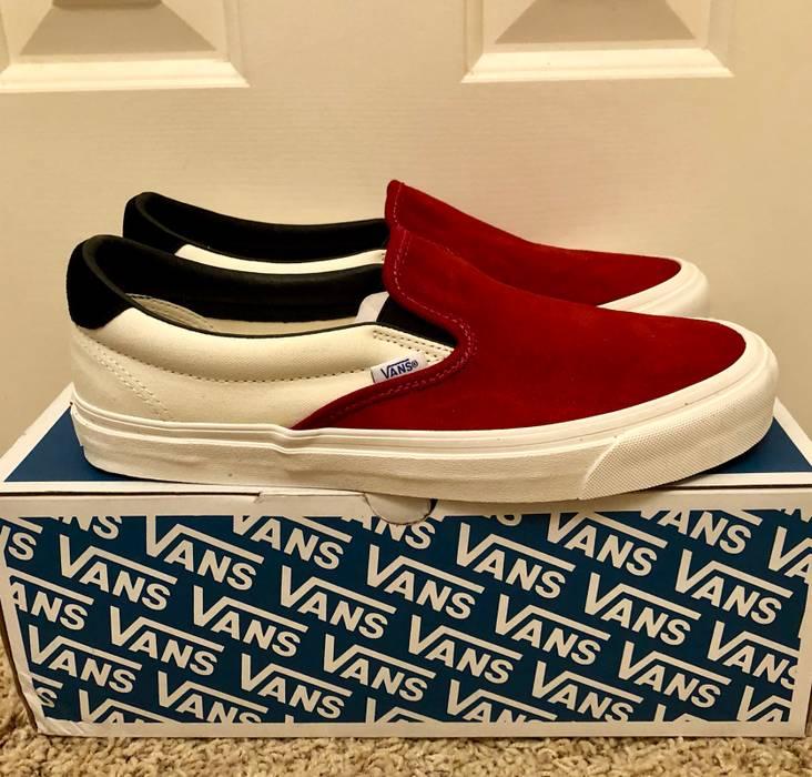 3f7bee3ba7 Vans Vans Vault OG Slip On 59 LX (Dahlia Marshmallow) Size 9.5 - Low ...