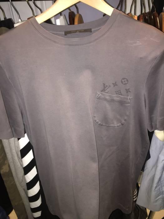 Louis Vuitton Louis Vuitton Pocket Monogram T Shirt Size M Short