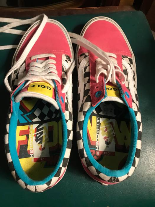 56fc433f84cdd6 Golf Wang Golfwang Shoes Size 9 - Low-Top Sneakers for Sale - Grailed