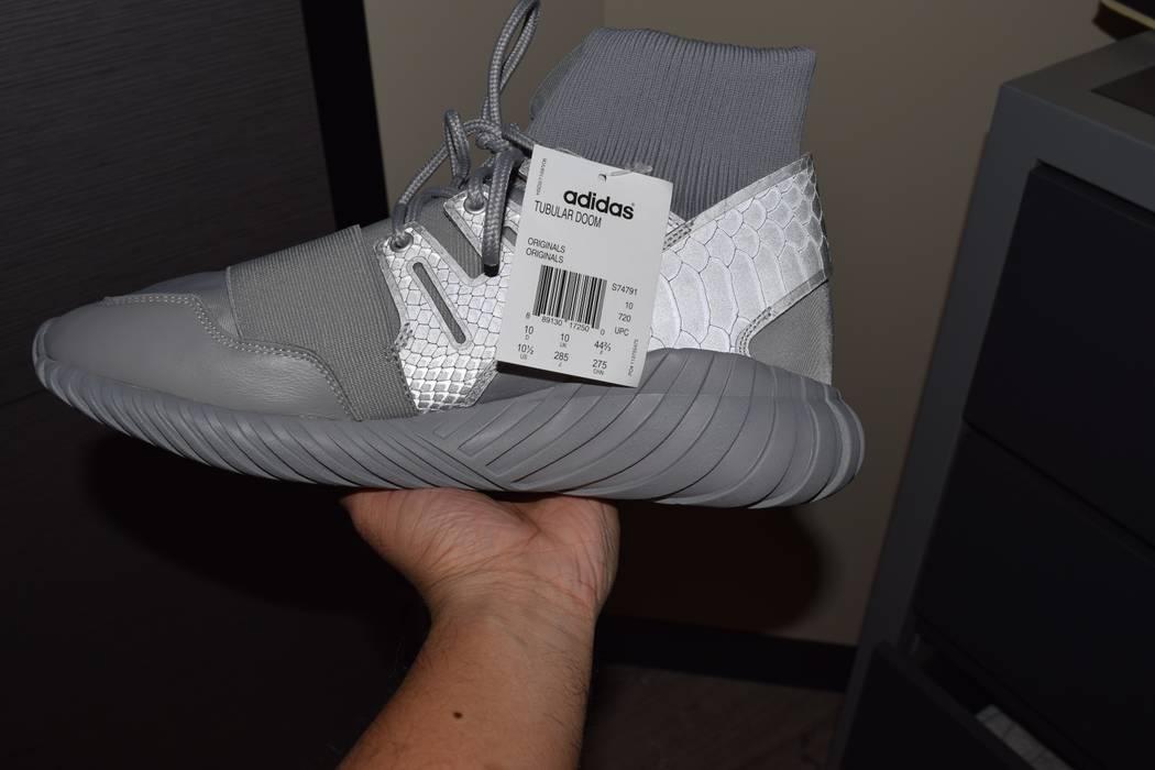 68319798341f Adidas Tubular Doom Metallic Silver Size 10.5 - for Sale - Grailed