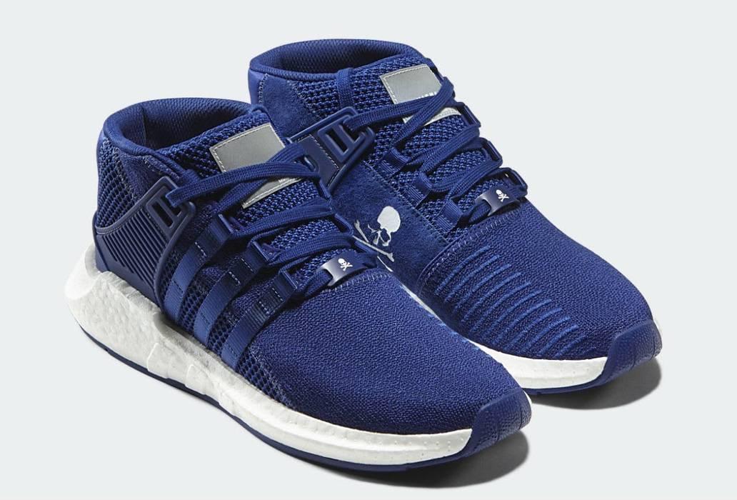 afc133b43 Adidas Adidas Mastermind EQT 93 17 Mid Blue Size 9 DS Size 9 - Hi ...