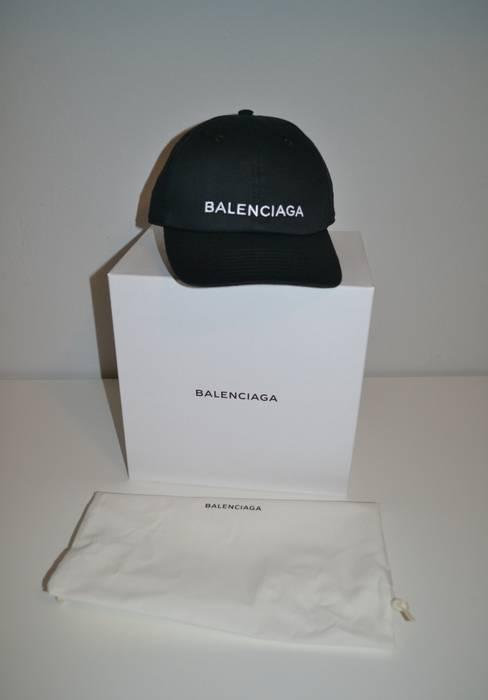 ef90a381f69 Balenciaga Demna Logo dad cap -final price Size one size - Hats for ...