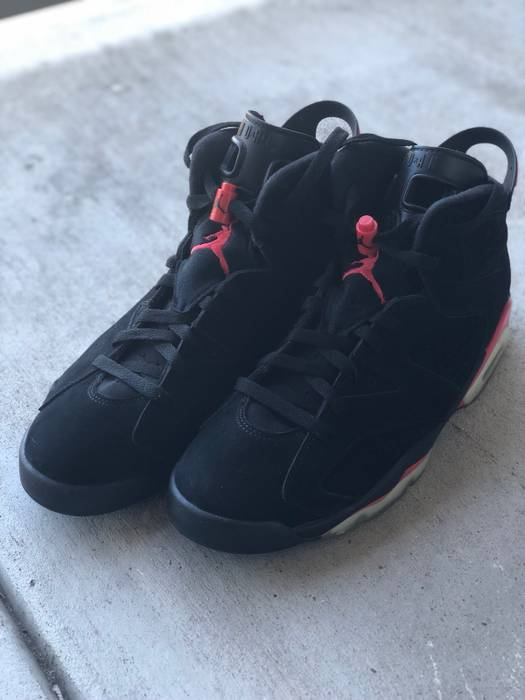 868b019d4848 Nike Nike Air Jordan 6 VI Infrared Package 1 2) Size 10.5 - Boots ...