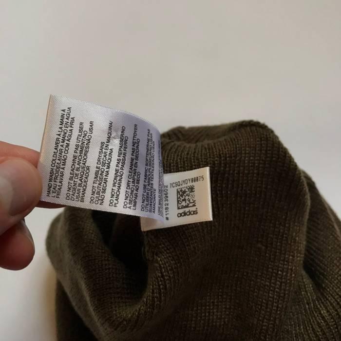 57e5f8b7464 Adidas Adidas X KITH Soccer Rays Olive Beanie Hat K Wollie Size ONE SIZE - 5