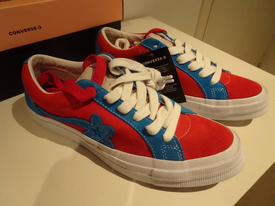 Converse Golf Le Fleur Converse Us6 5 Red Blue Size 6 5 Low Top