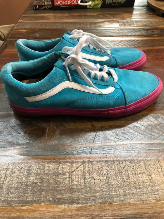 4cd52d2dfc Vans GOLF WANG SYNDICATE VANS BLUE PINK Size 12 - Low-Top Sneakers ...