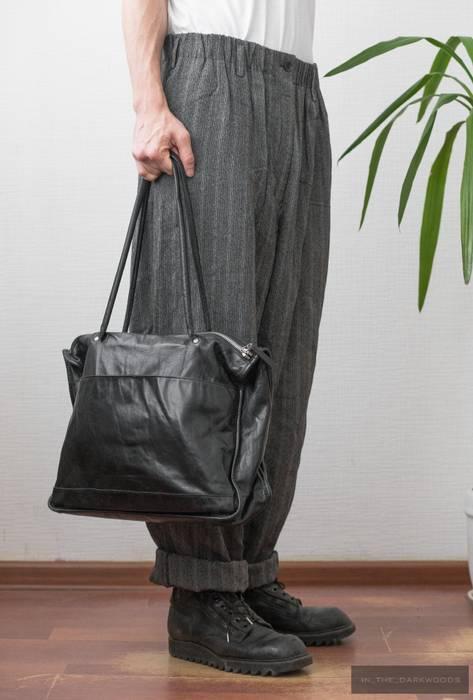 b1ea053191 Yohji Yamamoto leather handbag Size one size - Bags   Luggage for ...