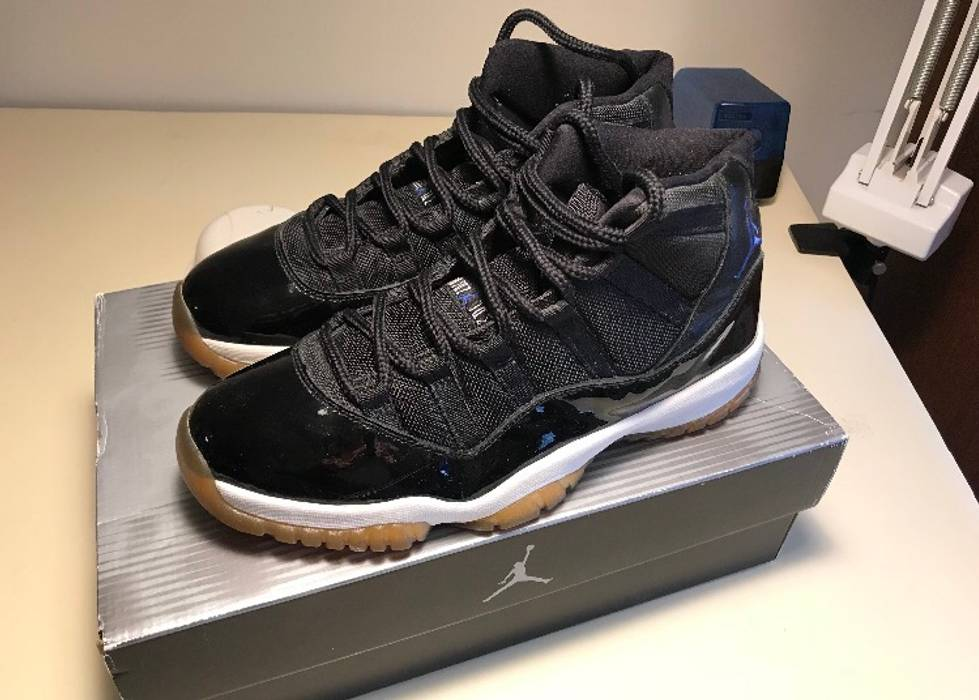 03c2d36890d7cd Jordan Brand Space Jam 11s Size 9.5 - Low-Top Sneakers for Sale ...