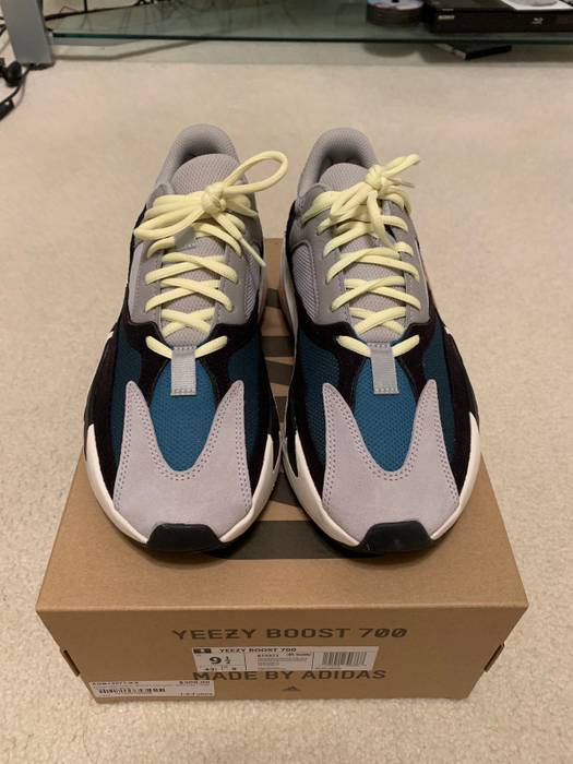 59276bf6eccc0 Adidas Adidas Yeezy Boost 700 Wave Runners Size 9.5 - Low-Top ...