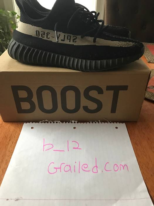 cfd2d40be Adidas Kanye West Yeezy Boost 350 V2 Oreo Size 12 - Low-Top Sneakers ...