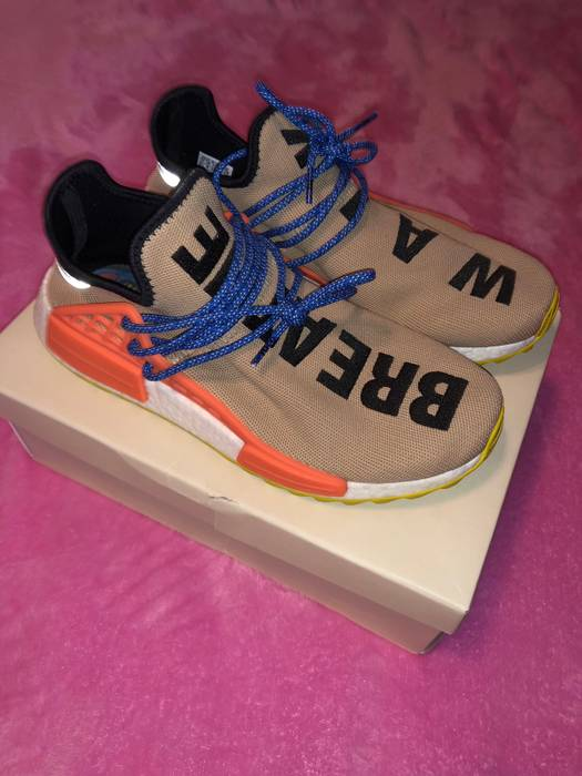 b998d655c23d9 Adidas Adidas Human Race NMD Pale Nude Size 9.5 - Low-Top Sneakers ...