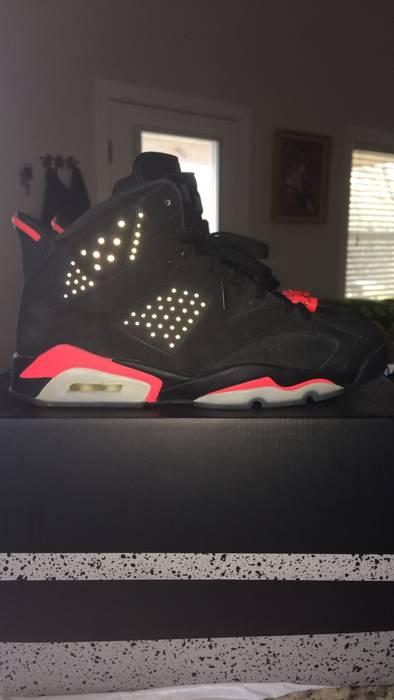 "b777687e9d8f20 Nike Nike Air Jordan 6 Retro ""Infrared"" Size 10.5 - Hi-Top Sneakers ..."