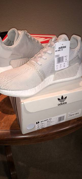 79951a588 Adidas Adidas X Wings + Horns NMD R2 PK Hint Tan Deadstock Size US 13