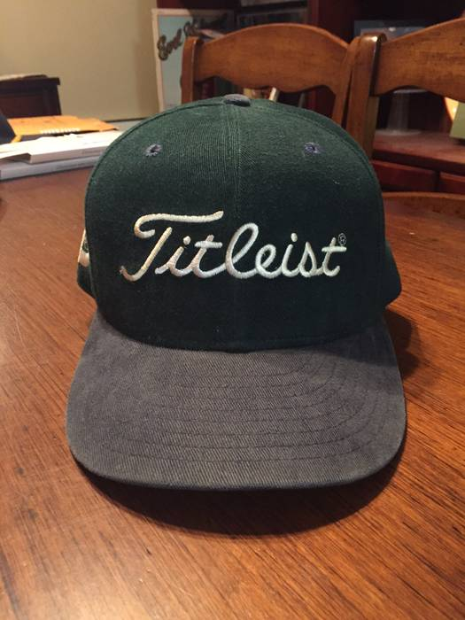 Titleist 59-50 Fitted Titleist Hat Size one size - Hats for Sale ... f2f3d11c9024