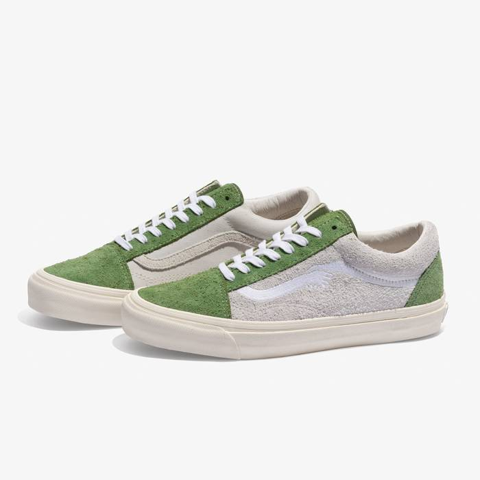 0e72366eb479 Vans Notre OG Old Skool LX 5X5 Green Size 7 - Low-Top Sneakers for ...