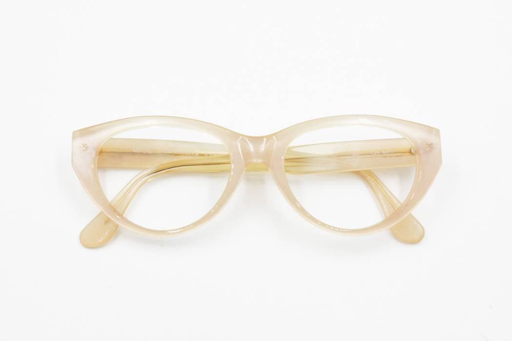 4043a21795 Vintage. Vintage Skin pink cat eye glasses frame LOOK Old America ...
