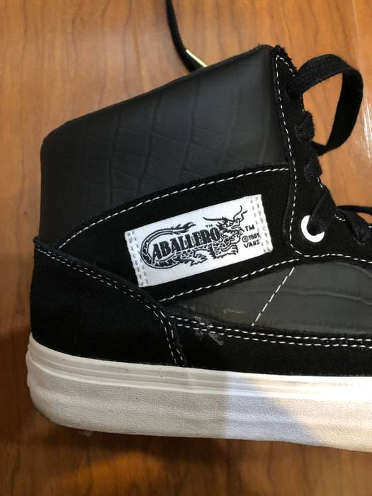 1b89ca5594 Vans Caballero Full cab Size 8 - Low-Top Sneakers for Sale - Grailed
