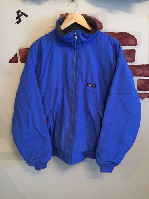 Palace Vintage Patagonia Fleece Lined Jacket Made In USA 90s Size US L   EU  52 a0fe9c0c3e3e
