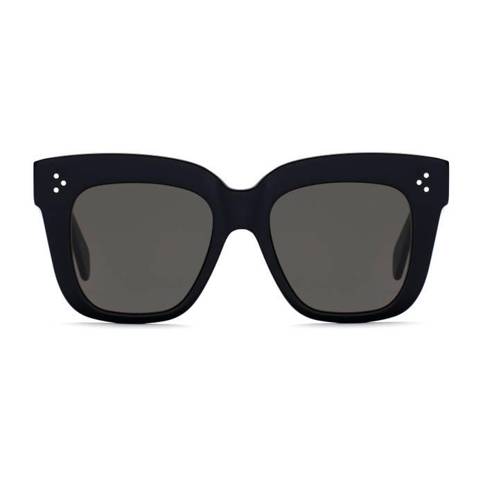 decb6aa563 Celine. NEW Celine Kim Oversized Black Square Sunglasses. Size  ONE SIZE