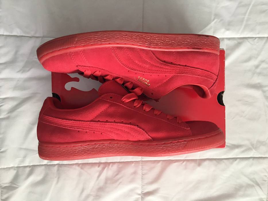 f1f963eed67c Puma Triple Red Classics Size 11 - Low-Top Sneakers for Sale - Grailed