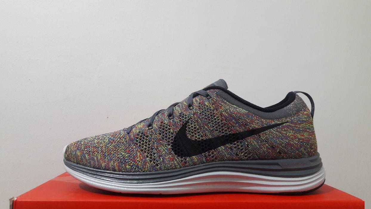 Nike flyknit lunar 1+ multicolor (554887-004) US10.5 Size 10.5 - Low ... c91deeef3cee