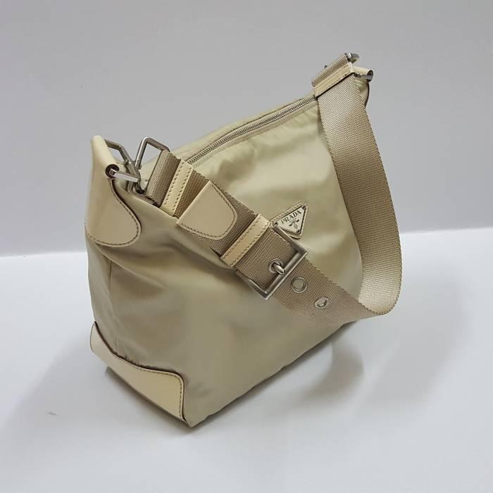 6747d77b218b Prada Vintage Authentic PRADA tote hand bag nice design made in ...