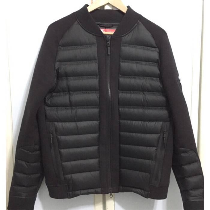 a65924a3e298 Nike. Men s Nike Sportswear Tech Aeroloft Hoodie Down Jacket in Black ...