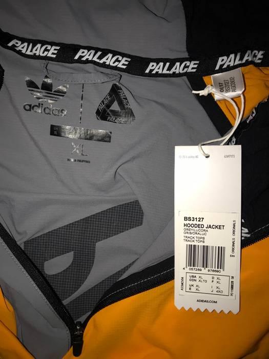 572c217a5b80 Adidas Palace x adidas Hooded Jacket Lucky Orange Size US XL   EU 56   4