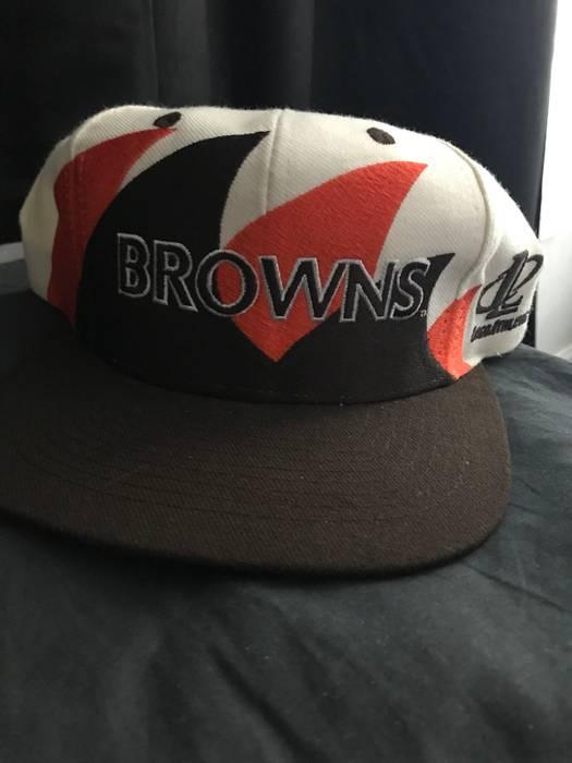 Logo Athletic Vintage Cleveland Browns Sharktooth Logo Athletic ... 2f7d1929b