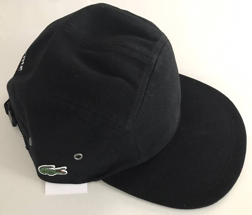 Supreme Supreme X Lacoste Hat Size one size - Hats for Sale - Grailed 4833d62b4d9