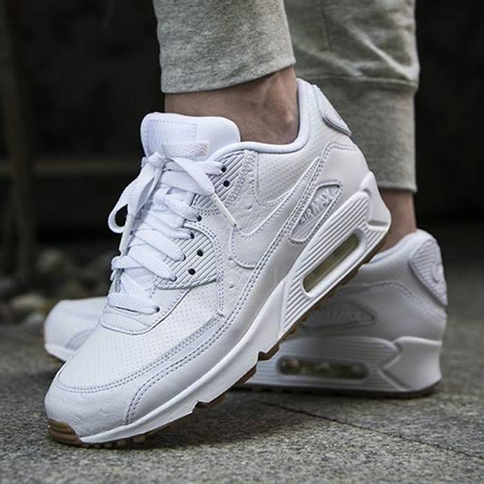 Nike Air Max 90 Leather PA Size 9 - Low-Top Sneakers for Sale - Grailed e93557b5a