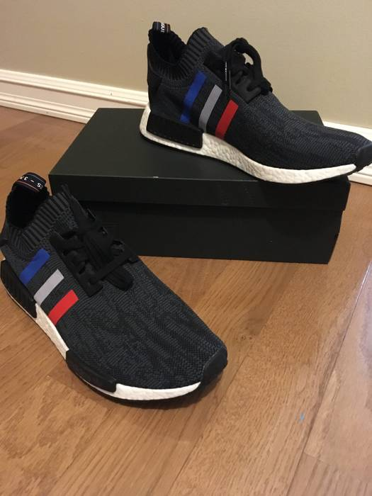 8cd8e8d7a Adidas NMD TriColor Stripes Black Size 14 - Low-Top Sneakers for ...