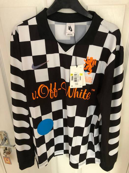 56b9fa2c2 Nike Nike Off White Football Away Jersey  Football Mon Amour  Size US S