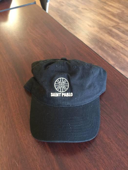 f87afc6e4c4 Kanye West Kanye West Black Saint Pablo Tour Hat Size one size ...