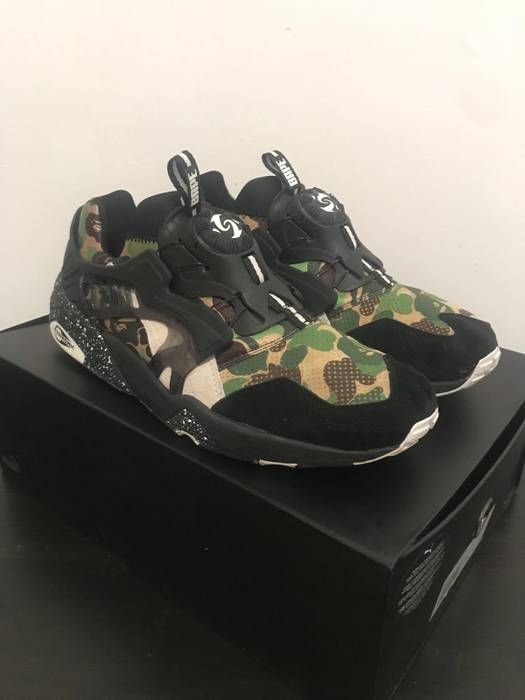 Puma Disc Blaze x Bape Size 11.5 - Low-Top Sneakers for Sale - Grailed 5e47169f6