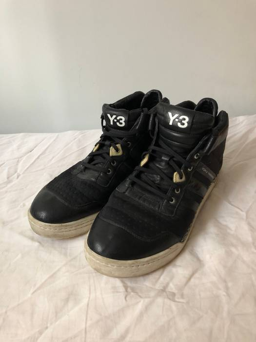 Adidas Courtside II Black White Size 12 - Hi-Top Sneakers for Sale ... 2b206871e