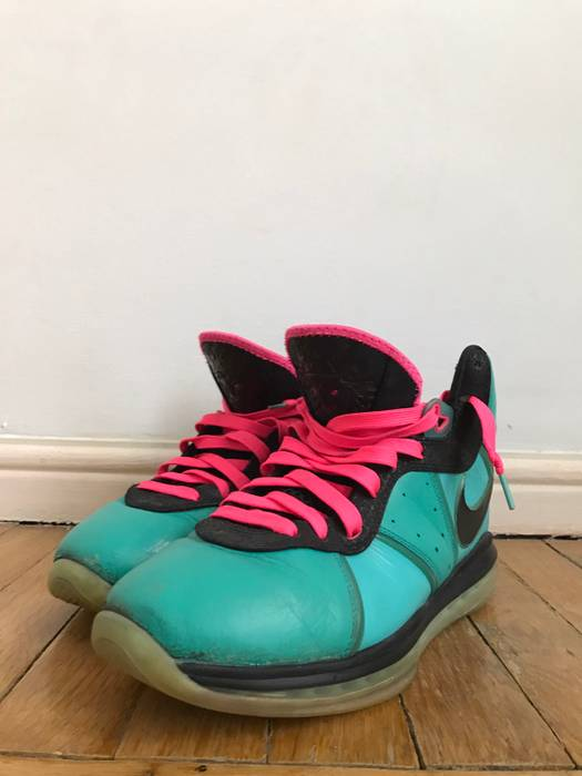 49e4264f1fd4b6 Nike LeBron 8 South Beach colorway Size 11 - Hi-Top Sneakers for ...